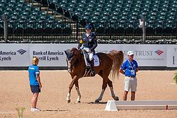 Karjalainen Katja, FIN, Dr Doolittle<br /> World Equestrian Games - Tryon 2018<br /> © Hippo Foto - Sharon Vandeput<br /> 22/09/2018