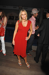 PATSY KENSIT at a party to celebrate the launch of the Boodles Wonderland jewellery collection held at the Haymarket Hotel, 1 Suffolk Place, London on 9th June 2008.<br /><br />NON EXCLUSIVE - WORLD RIGHTS