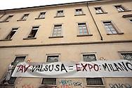 MayDay Parade 2013, Milano. No alle grandi opere: in Valsusa come a Milano.