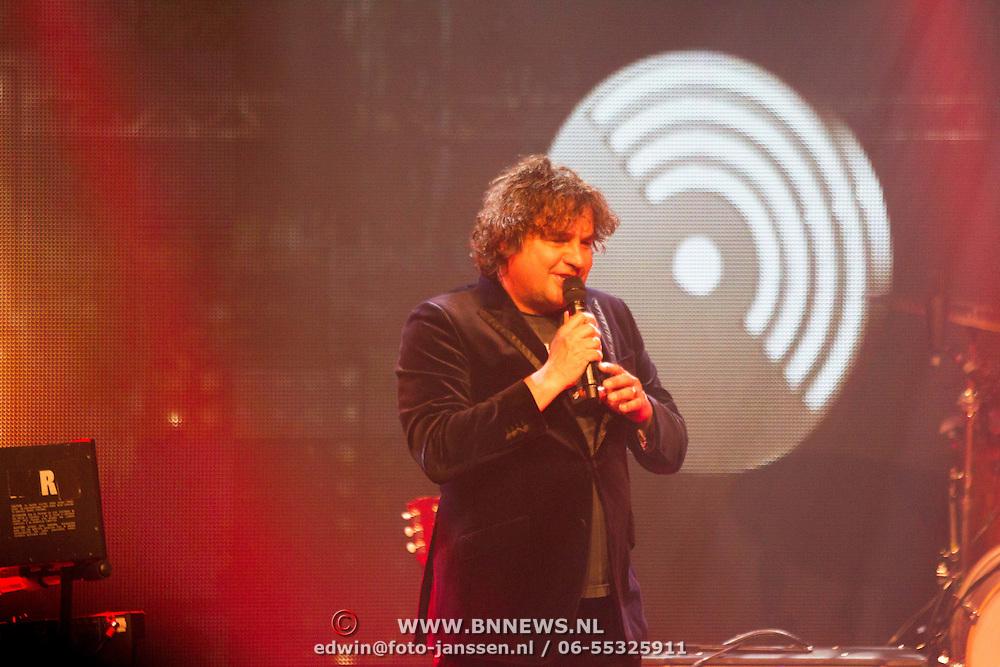NLD/Amsterdam/20160321 - Edison Pop Awards 2016, Frank Lammers