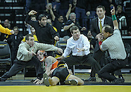 NCAA Wrestling - Oklahoma State v Iowa - January 7, 2012