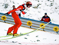 ◊Copyright:<br />GEPA pictures<br />◊Photographer:<br />Norbert Juvan<br />◊Name:<br />Ljoekelsoey<br />◊Rubric:<br />Sport<br />◊Type:<br />Ski nordisch, Skispringen<br />◊Event:<br />FIS Skiflug-Weltcup, Skifliegen am Kulm<br />◊Site:<br />Bad Mitterndorf, Austria<br />◊Date:<br />15/01/05<br />◊Description:<br />Roar Ljoekelsoey (NOR)<br />◊Archive:<br />DCSNJ-1501051319<br />◊RegDate:<br />15.01.2005<br />◊Note:<br />8 MB - MP/KI - Nutzungshinweis: Es gelten unsere Allgemeinen Geschaeftsbedingungen (AGB) bzw. Sondervereinbarungen in schriftlicher Form. Die AGB finden Sie auf www.GEPA-pictures.com.<br />Use of picture only according to written agreements or to our business terms as shown on our website www.GEPA-pictures.com.
