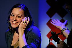 15-12-2008 ALGEMEEN: TOPSPORT GALA: AMSTERDAM<br /> Femke Heemskerk<br /> ©2008-WWW.FOTOHOOGENDOORN.NL