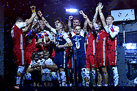 Celebration Poland World Champion <br /> Poland team celebrate world Championships victory <br /> Torino 30-09-2018 Pala Alpitour <br /> FIVB Volleyball Men's World Championship <br /> Pallavolo Campionati del Mondo Uomini <br /> Final - Finae <br /> Brazil - Poland / Brasile - Polonia <br /> Foto Antonietta Baldassarre / Insidefoto