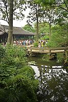 The Humble Administrator's Garden in Suzhou.