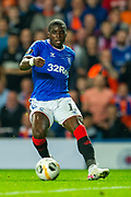 Sheyi Ojo (#11) of Rangers FC during the Europa League match between Rangers FC and Feyenoord Rotterdam at Ibrox Stadium, Glasgow, Scotland on 19 September 2019.