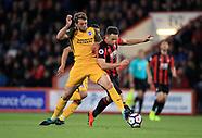 Bournemouth v Brighton - 15 Sept 2017