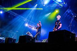 Zablujena generacija during music festival Schengen fest od / 1. August in Vinica, Slovenia.  Photo by Grega Valancic / Sportida