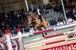 Said Abdel, EGY, Hope van Scherpen Donder<br /> Rolex Grand Prix Jumping<br /> Royal Windsor Horse Show<br /> © Hippo Foto - Jon Stroud
