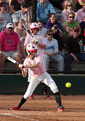 13 April 2010: Niki Stansell. The Illini of Illinois knock off the Illinois State Redbirds 5-1 on the campus of Illinois State University in Normal Illinois.