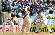 Cricket - India v Australia 1st Test Day 3 Chennai