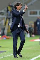 Milano 20.09.2016 - Serie A 2016-17 - 5a giornata - Milan-Lazio - Nella foto: Simone Inzaghi  allenatore della  Lazio