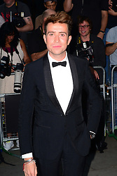 GQ Men of the Year Awards 2013.<br /> Nick Grimshaw during the GQ Men of the Year Awards, the Royal Opera House, London, United Kingdom. Tuesday, 3rd September 2013. Picture by Nils Jorgensen / i-Images