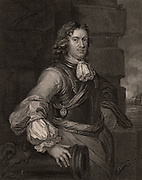 Sandwich Edward Montagu lst Earl of Sandwich (1625-72) English naval commander: On Parliamentary side in Civil Wars: on Restoration, 1660, appointed admiral. In Third Dutch War 1672-78 was blown up in his flagship 'Royal James' at Battle of Southwold Bay.
