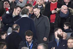 February 12, 2019 - Manchester, France - Ryan Giggs (Credit Image: © Panoramic via ZUMA Press)