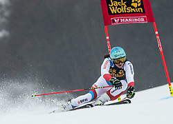 HOLDENER Wendy of Switzerland competes during  the 6th Ladies'  GiantSlalom at 55th Golden Fox - Maribor of Audi FIS Ski World Cup 2018/19, on February 1, 2019 in Pohorje, Maribor, Slovenia. Photo by Vid Ponikvar / Sportida