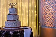 wedding cake by Tallmadge wedding photographer, Akron wedding photographer Mara Robinson Photography