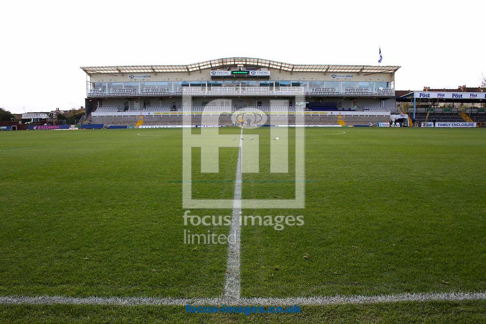 Picture by Sophie Elbourn/Focus Images Ltd +447595 944177.03/11/2012.The Memorial Stadium, Bristol.