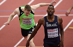 06-03-2015 CZE: European Athletics Indoor Championships, Prague<br /> Luka Janezic  SLO