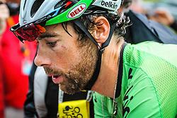 Le Grand-Bornand, France - Tour de France :: Stage 19 - 19th july 2013 - Laurens TEN DAM (Belkin Pro Cycling)