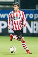 ROTTERDAM - Sparta Rotterdam - Helmond Sport , Voetbal , Seizoen 2015/2016 , Jupiler league , Sparta stadion het Kasteel , 27-11-2015 , Sparta Rotterdam speler Kenneth Dougall