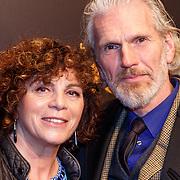 NLD/Gouda/20151207 - Premiere Robert Long, Henriette Tol en partner Rob Snoek
