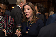 LOUISE WILSON;, The Brown's Hotel Summer Party hosted by Sir Rocco Forte and Olga Polizzi, Brown's Hotel. Albermarle St. London. 14 May 2015