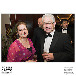 Victoria Spackman;Ynyr Williams at the Spada Conference 06 at the Hyatt Regency Hotel, Auckland, New Zealand.<br />
