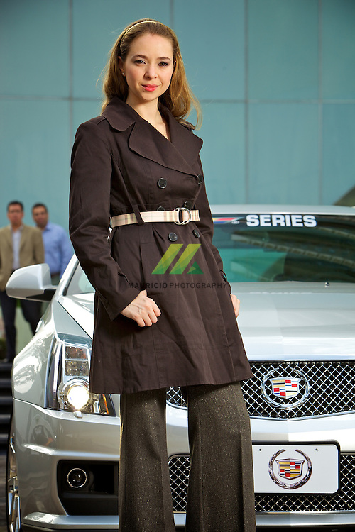 Monica May.Brand Manager Cadillac-Buick-GMC at General Motors de Mexico