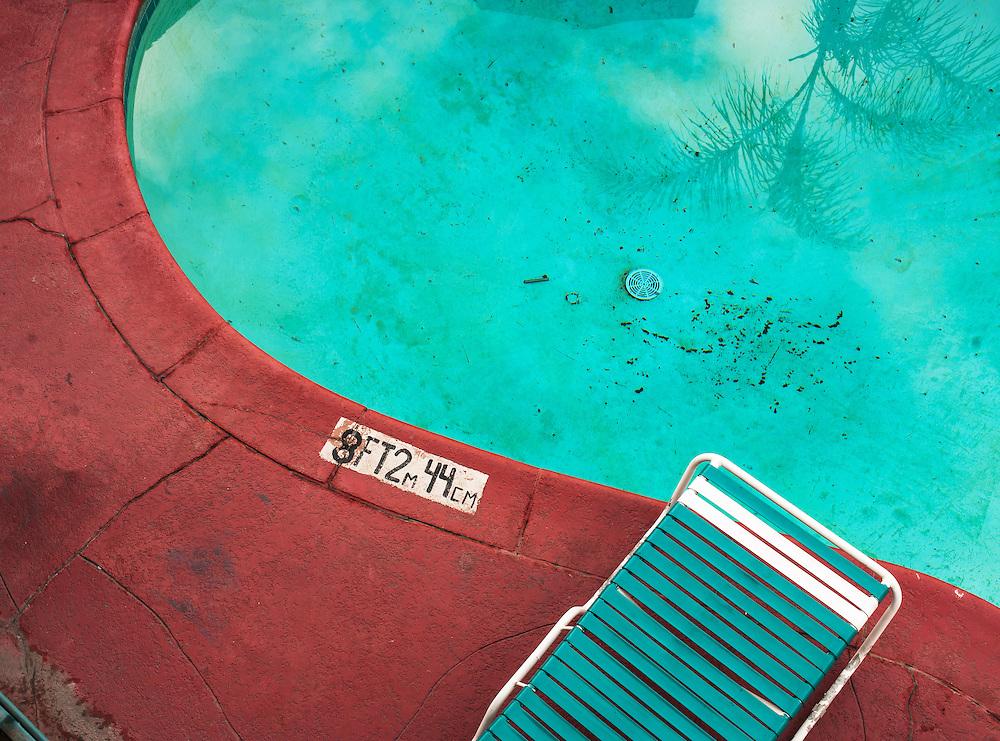 Pool, Santa Monica, Cali, USA