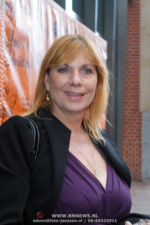 NLD/Amsterdam/20120416 - Inloop Amsterdams Kleinkunst Gala 2012, Margriet Eshuijs