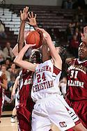 OC Women's Basketball vs Southern Nazarene.February 12, 2007.66-63 win