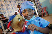 028, Tiavina Rakotomango Fanonezantsoa, Male, 4 years old, Palette Revision,  Before, Child Life, Tamatave Hospital. Tiavina has received multiple surgeries by Operation Smile since he was born with a facial cleft.<br /> Operations Smile's 2014 mission to Tamatave Madagascar. 10th - 20th September 2014<br /> <br /> (Operation Smile Photo - Zute Lightfoot)