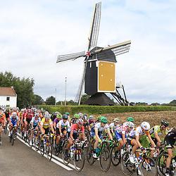 04-09-2016: Wielrennen: Ladies Tour: Valkenburg<br />VALKENBURG (NED) wielrennen  <br />Passage van de Sint Hubertusmolen