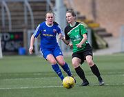 - Forfar Farmington v Siirling University in the Scottish Womens' Premier League Cup Quarter Final at Station Park, Forfar<br /> <br />  - &copy; David Young - www.davidyoungphoto.co.uk - email: davidyoungphoto@gmail.com
