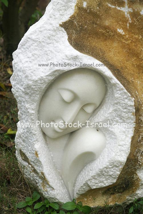 Marble sculpture at Marble Mountains, Da Nang, Vietnam
