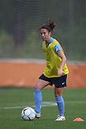 22 April 2008: Kacey White. The United States Women's National Team held a training session on Field 3 at WakeMed Soccer Park in Cary, NC.