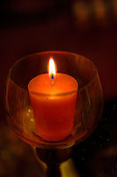 Votive Candle.