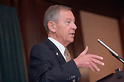 17901College of Business Celebration Honoring Ralph & Luci Schey and their naming of ?The Sales Centre at Ohio University? in Nelson Commons Thursday Oct. 19th, 2006....The Honorable George V. Voinovich