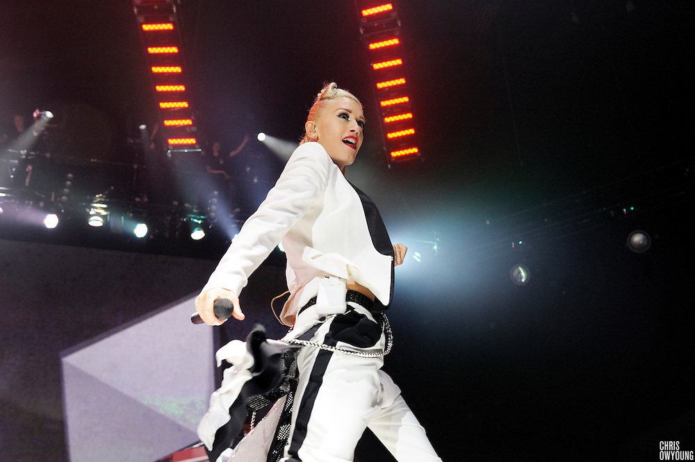 No Doubt performs at the Susquehanna Bank Center in Camden, NJ. June 11, 2009.