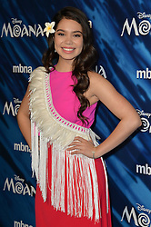 Auli'i Cravalho  bei der BAFTA Premiere von Moana in London / 201116 ***Celebrities arrive on the red carpet to attend the British Academy (BAFTA) screening on upcoming animated film 'Moana' in London on november 20th, 2016***