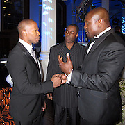 Jamie Foxx and Warren Braithwaite..Surreal4Real Charity Event Benefiting The Little Princess Foundation & Haven Hills..Vibiana..Los Angeles, CA, USA..Wednesday, June 02, 2011..Photo By CelebrityVibe.com..To license this image please call (212) 410 5354; or.Email: CelebrityVibe@gmail.com ;.website: www.CelebrityVibe.com