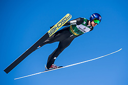 March 2, 2018 - Lahti, FINLAND - 180302 JÂ¿rgen Graabak of Norway during a Ski jumping training session ahead of the FIS Nordic Combined World Cup on March 02, 2018 in Lahti. .Photo: Fredrik Varfjell / BILDBYRN / kod FV / 150068 (Credit Image: © Fredrik Varfjell/Bildbyran via ZUMA Press)