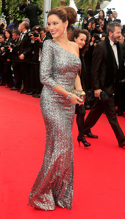 21.MAY.2012. CANNES<br /> <br /> KELLY BROOK ATTENDS  'VOUS N'AVEZ ENCORE RIEN VU&quot; PREMIERE DURING THE 65TH ANNUAL CANNES FILM FESTIVAL AT PALAIS DES FESTIVALS.<br /> <br /> BYLINE: EDBIMAGEARCHIVE.CO.UK<br /> <br /> *THIS IMAGE IS STRICTLY FOR UK NEWSPAPERS AND MAGAZINES ONLY*<br /> *FOR WORLD WIDE SALES AND WEB USE PLEASE CONTACT EDBIMAGEARCHIVE - 0208 954 5968*