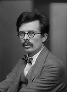 Aldous Huxley, English Author, 1922