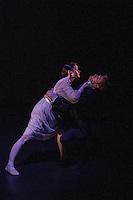 Words Worth at Lilian Baylis Theatre, Anton du Beke's first contemporary choreography (c) Carole Edrich 2012