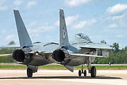 Retirement of the F-14 Tomcat at NAS Oceana