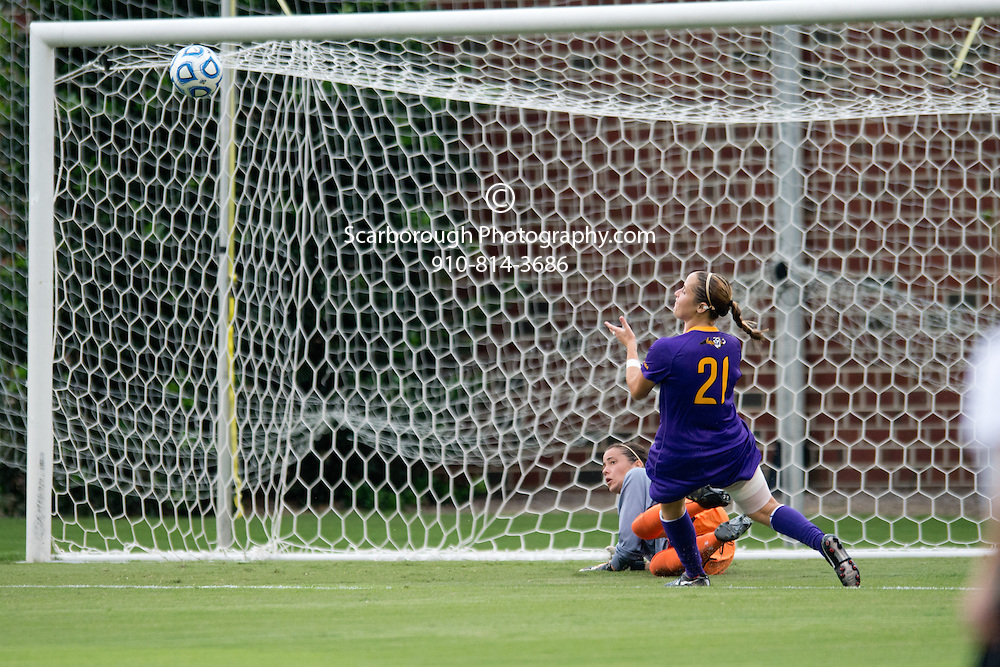 Campbell University Camels goalkeeper Ryann Torrero (22)