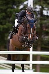 Demeersman Dirk (BEL) - Bufero vh Panishof<br /> Grand Prix Longines de la ville de La Baule<br /> CSIO La Baule 2011<br /> © Dirk Caremans
