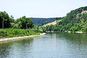 Rhine–Main–Danube Canal near Regensburg, Bavaria, Germany